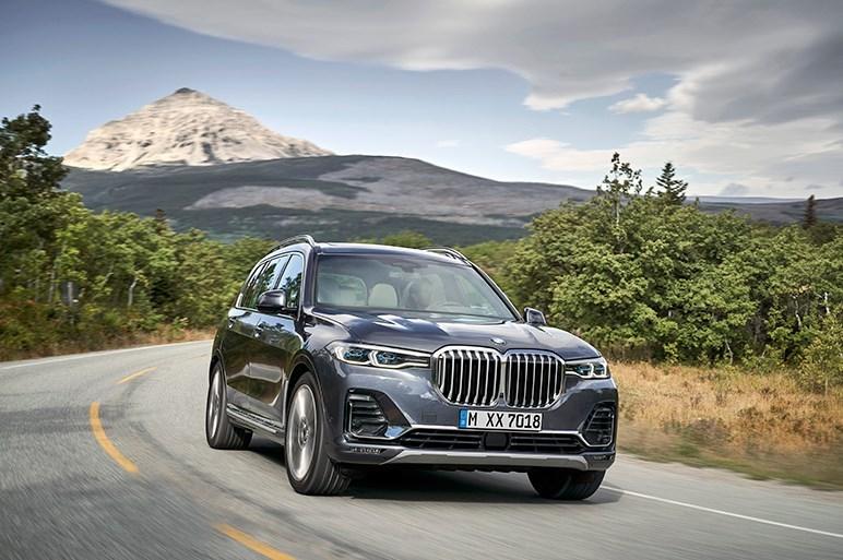 BMWが新型SUV「X7」を発表!最上級SUVを勝手に評価してみた件!