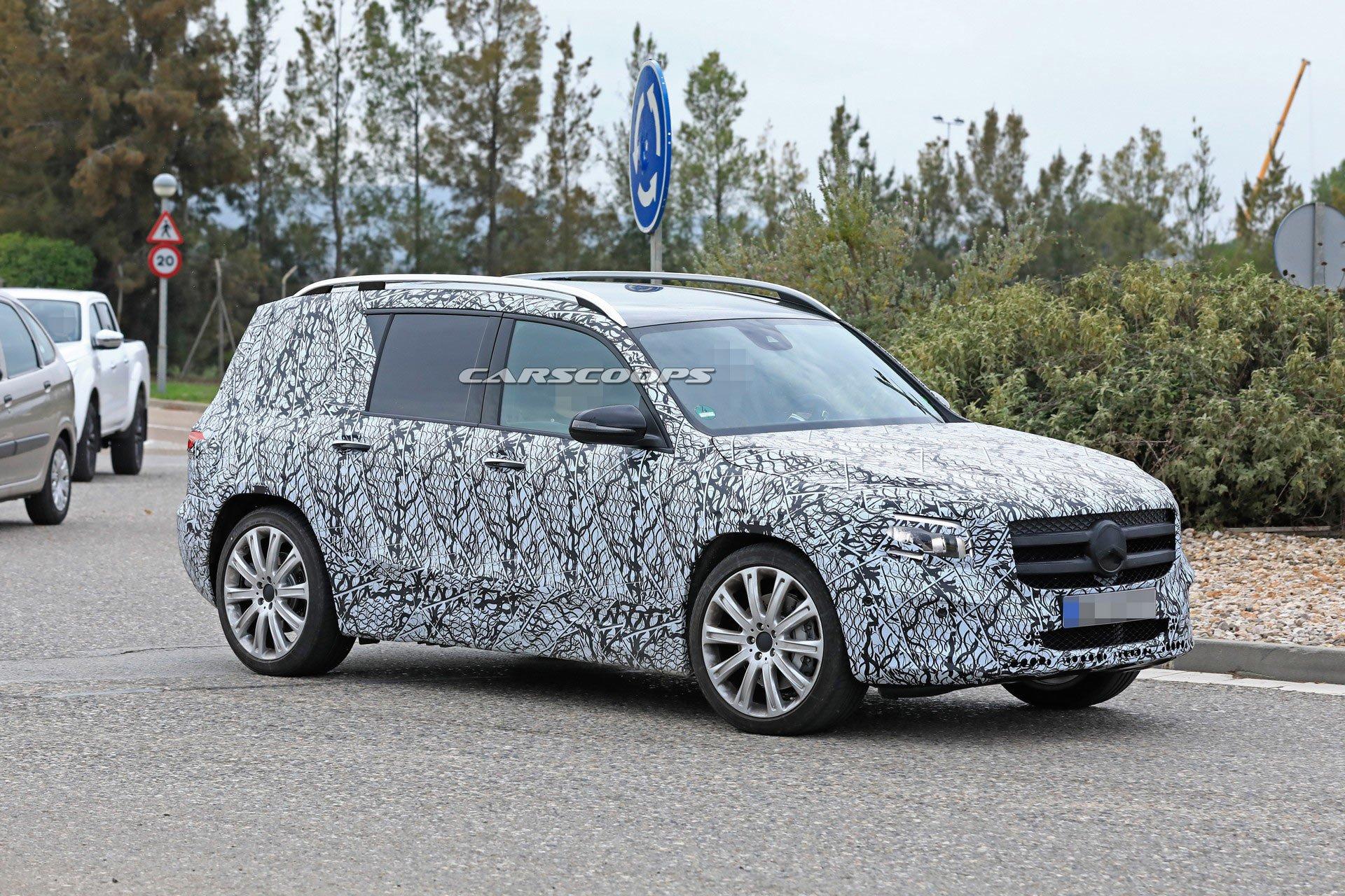 2020年に発売予定のメルセデスベンツの新型SUV「GLB」が日本で売れそうな件!