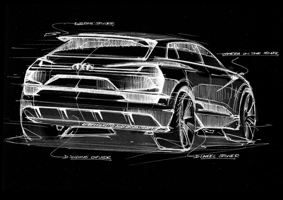 アウディがQ3サイズの新型コンパクト電気自動車を発表予定!