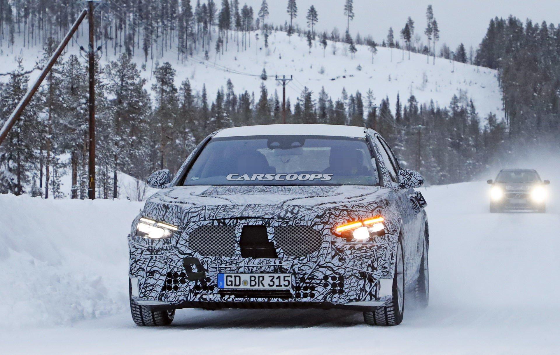 メルセデスベンツ新型「Sクラス」は2020年に発売予定!ハイテク装備と新開発エンジンを搭載!