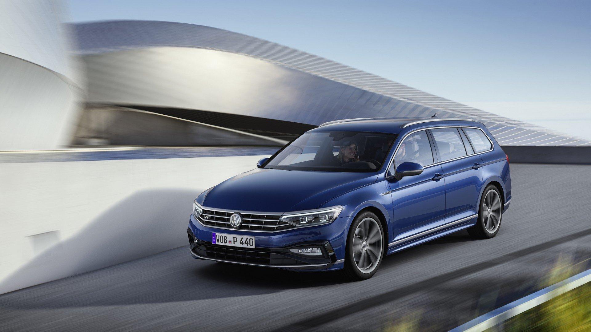VW「パサート」がマイナーチェンジ!改良型に見られる変更点とは?