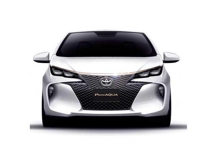 トヨタの人気ハイブリッド「アクア」が2019年にフルモデルチェンジ!