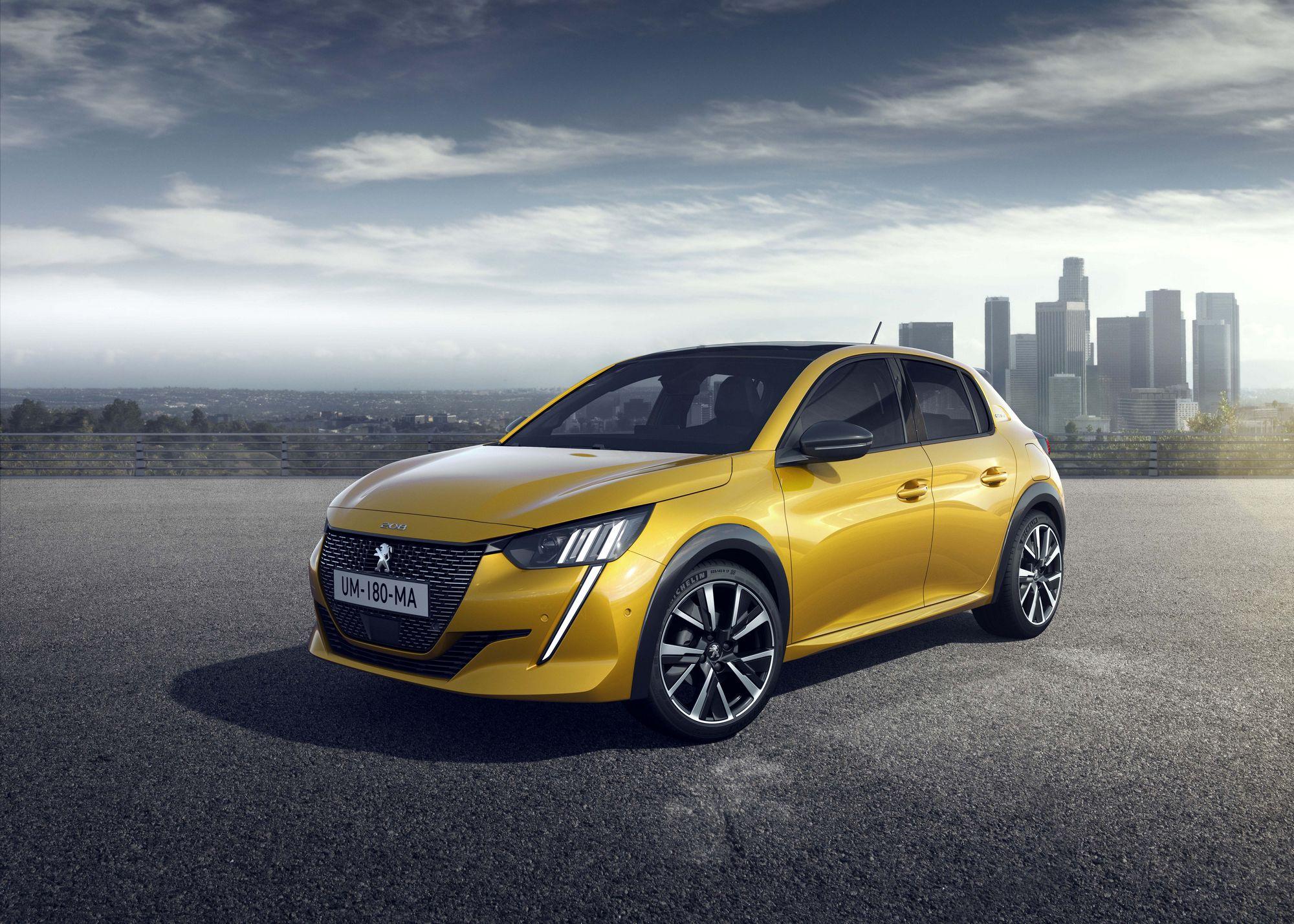 プジョーの新型208に電気自動車の設定が!2019年中に日本発売か?