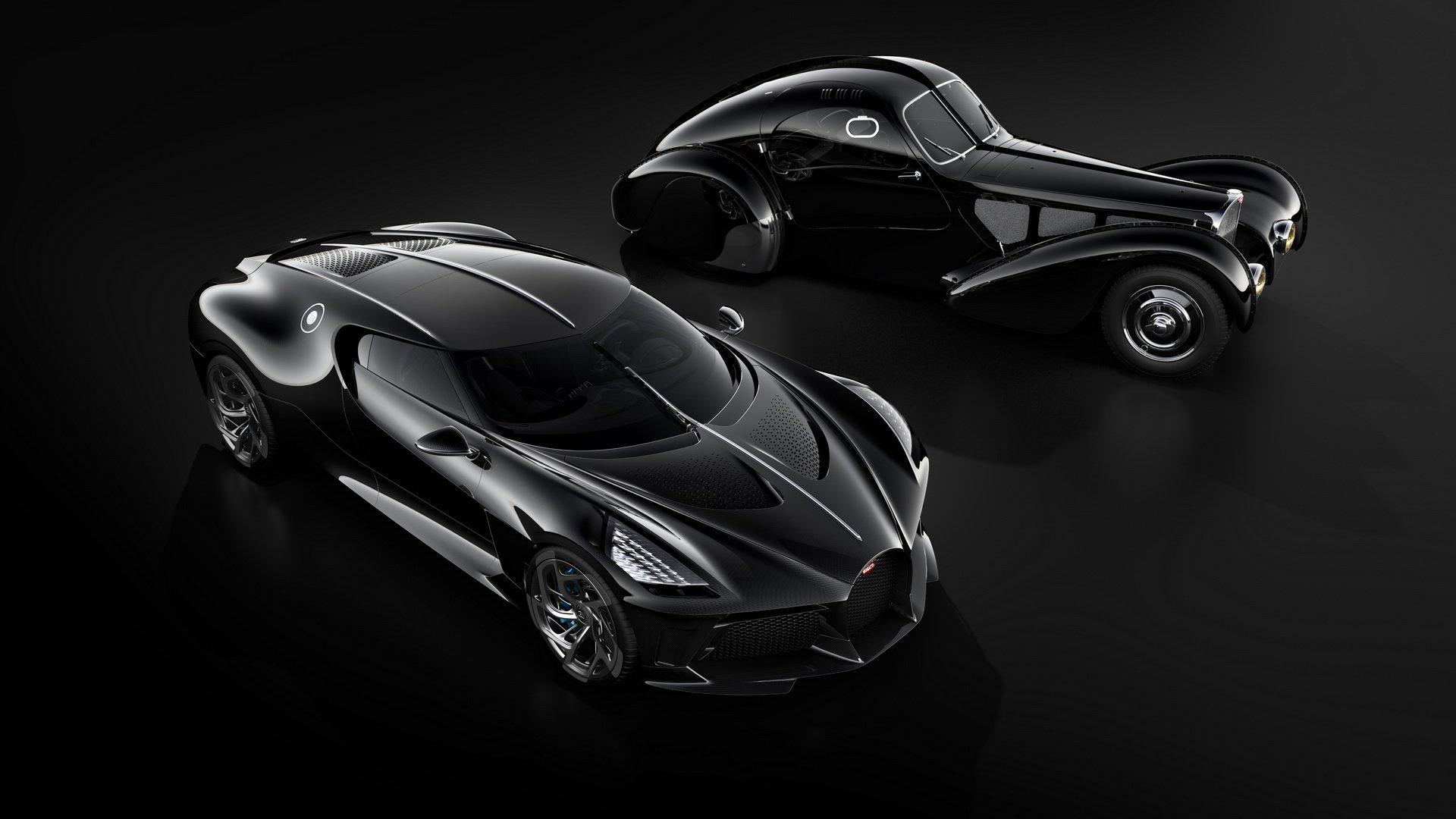 ジュネーブモーターショー2019でブガッティが14億円の車を発表した件!