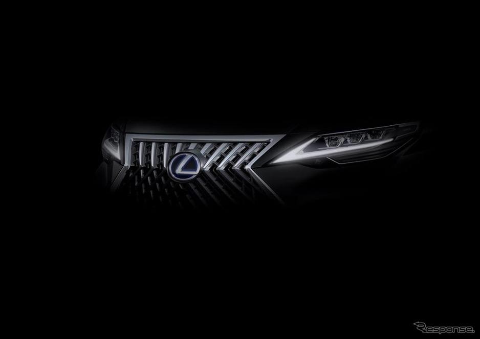 レクサスがついにミニバンを発表!「LM350」の日本発表はあるの?