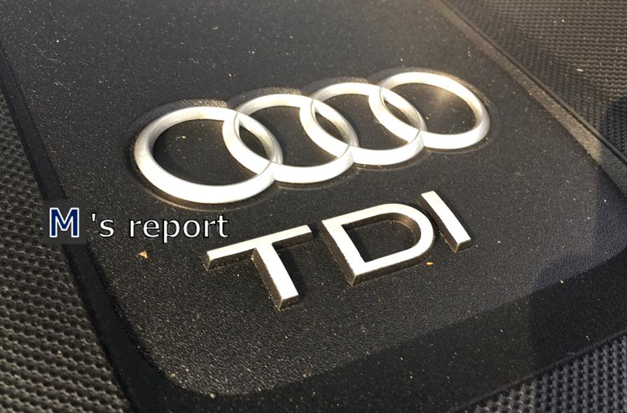 アウディのディーゼルモデル「Q5 TDI」に試乗したので評価してみた件!