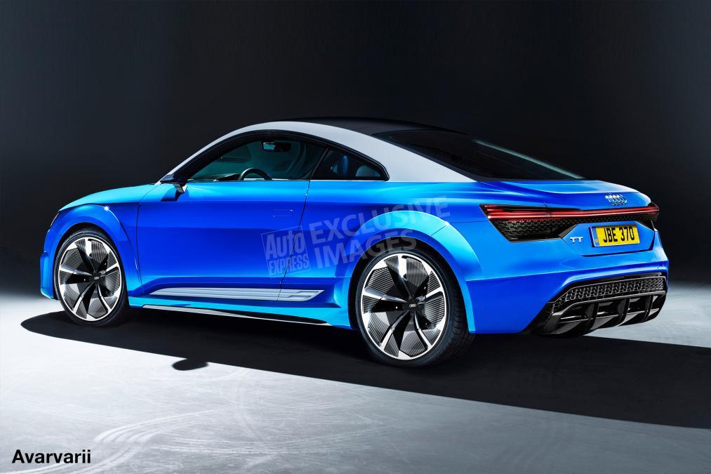 新型アウディTTは次世代の電気スポーツカーとして再開発中との噂!