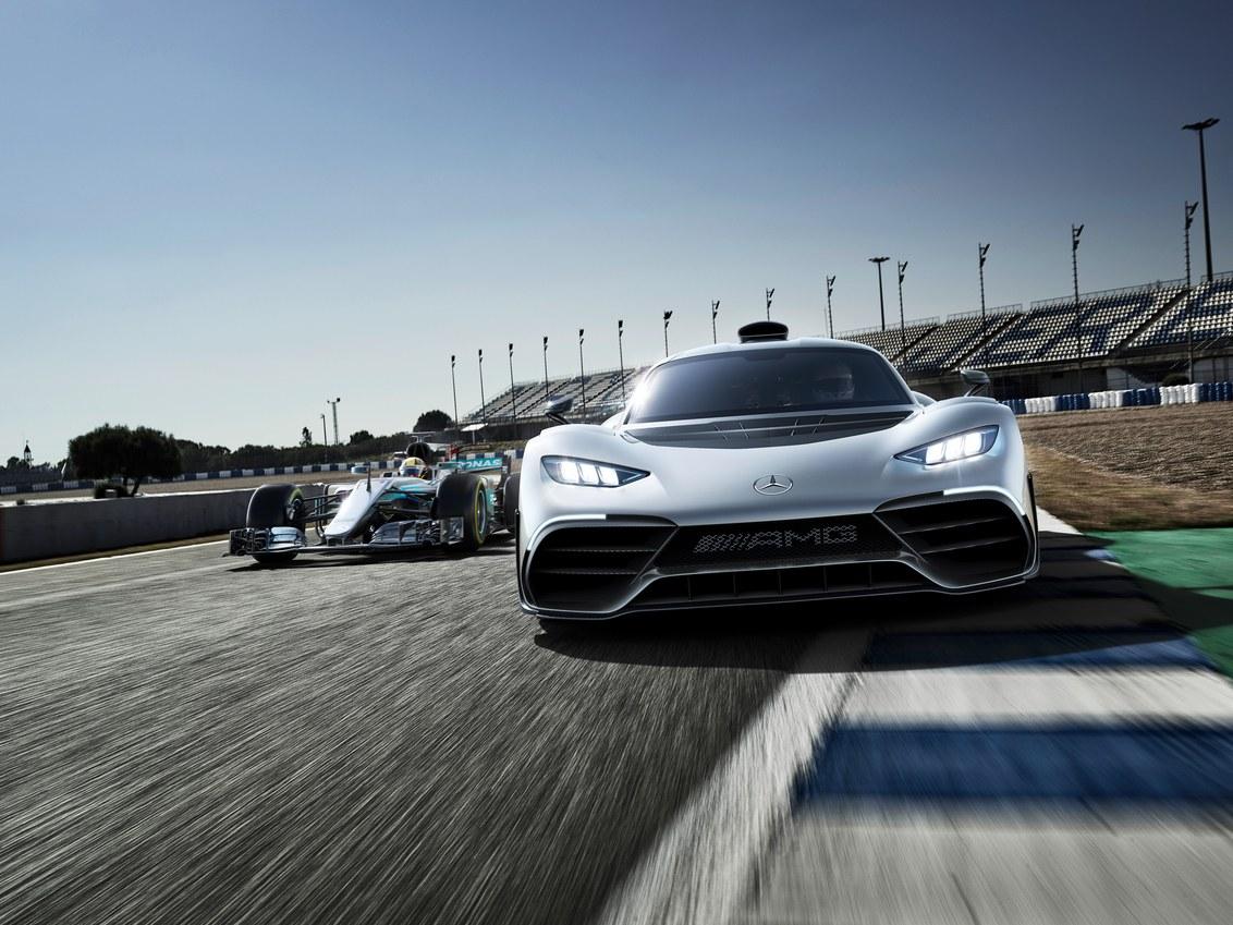 メルセデスのハイパーカー「AMG ONE」が生産開始!納車は2019年冬頃か?