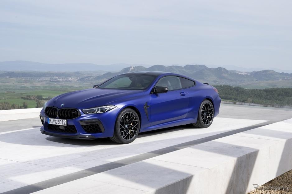 BMW「8シリーズ」の高性能モデル「M8」が日本で発売開始!納車は12月より!