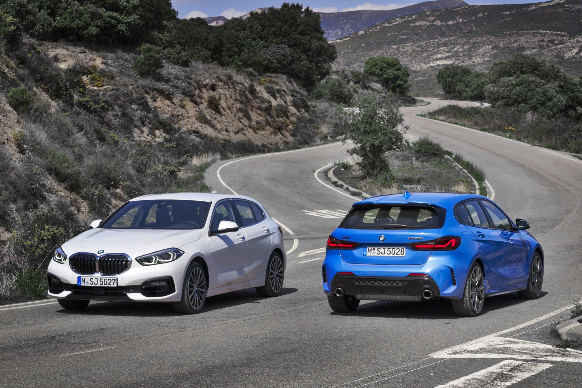 新型BMW1シリーズが解禁!エクステリアとインテリアを評価してみた件!