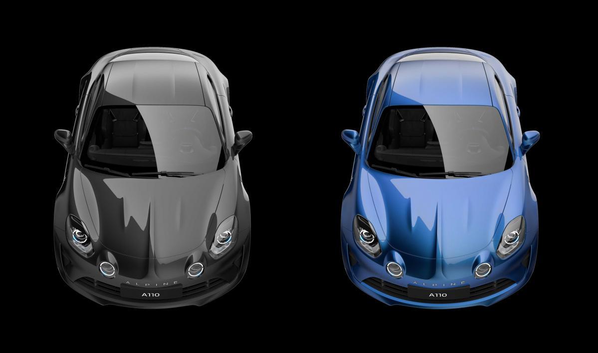 アルピーヌA110の限定車を発売!希少なアルピーヌの購入方法とは?