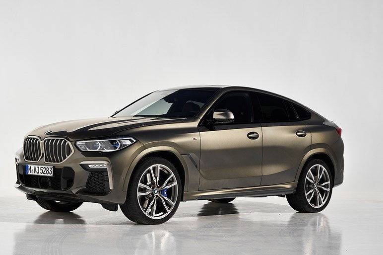 BMWが新型「X6」を発表!価格と日本発売時期を予想してみた件!