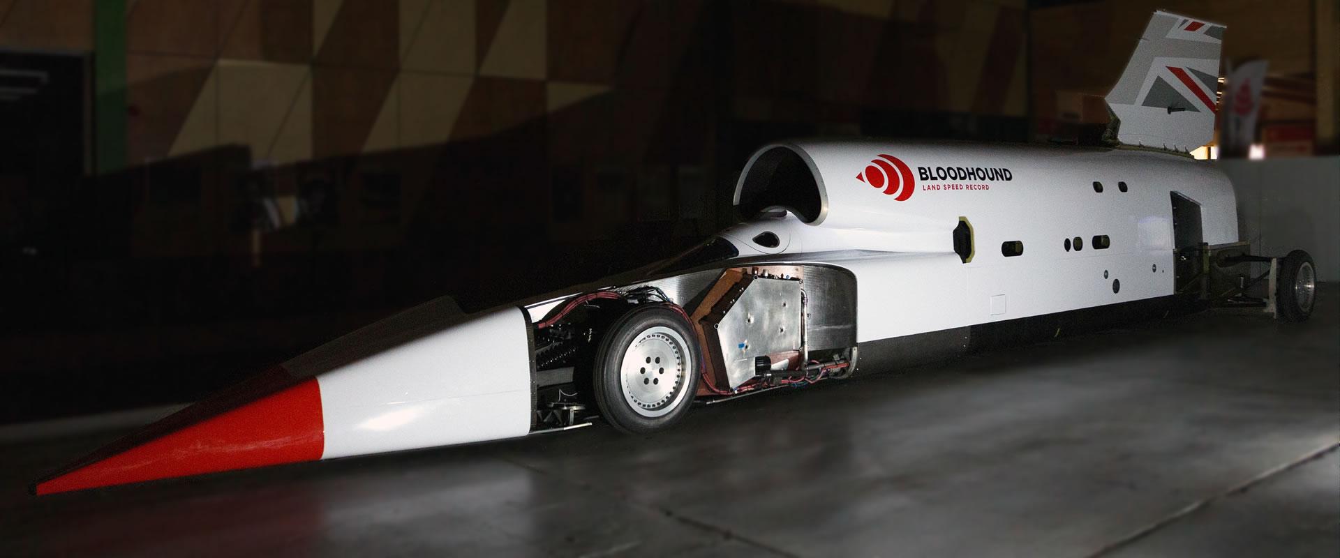 時速1600km到達なるか?人類史上最速の車のテスト走行が2019年秋に実施!