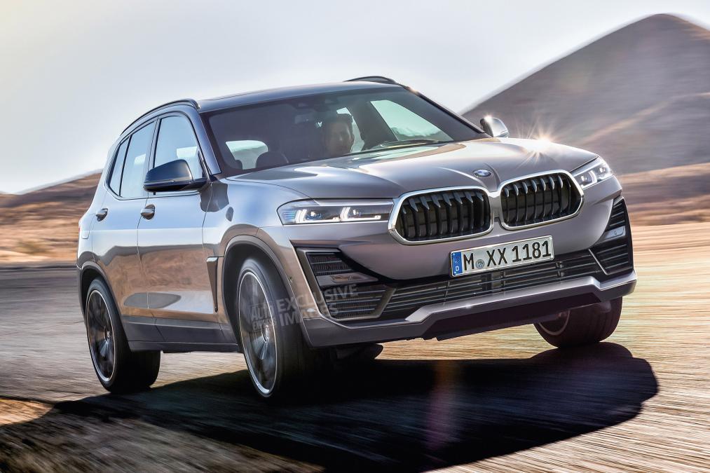 BMWが最小となる新型SUV「Urban X(アーバンクロス)」を開発?一体どんなモデルなの?