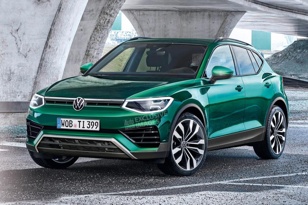 VWの新型「ティグアン」は2022年に発売予定!世界一売れてるドイツのSUVはどう変わる?
