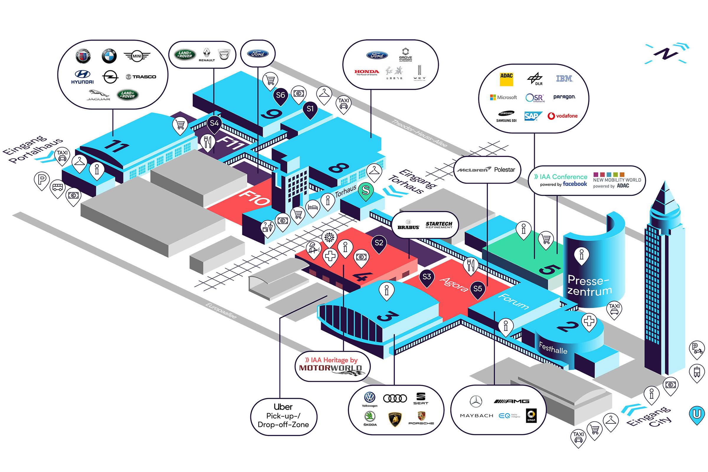 【フランクフルトモーターショー2019】ドイツメーカーが重大発表を計画か?
