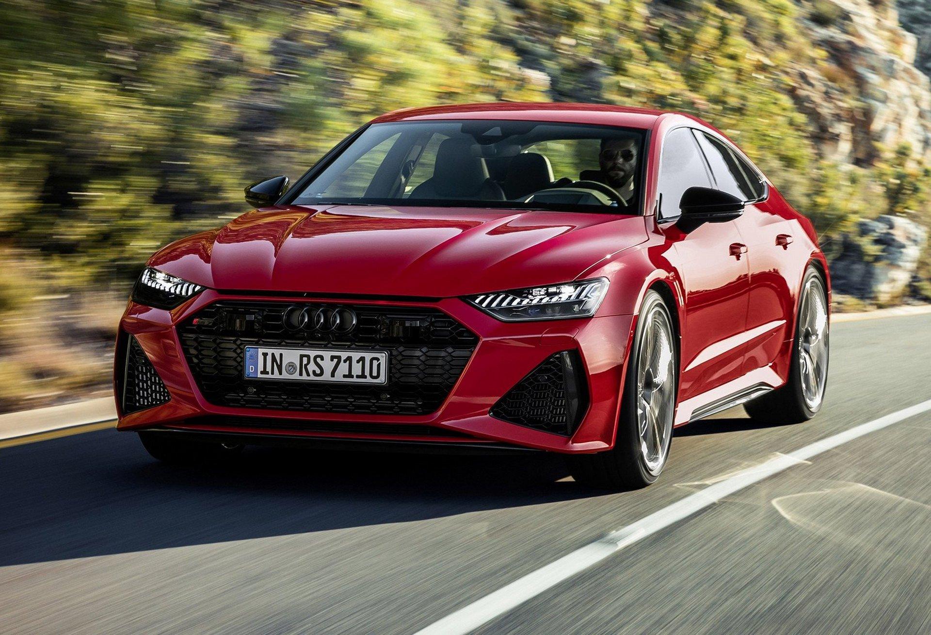 アウディ「A7」が最強最速モデルとなる新型「RS7」を発表!「RS」の名に恥じない600PSのエンジンを搭載!