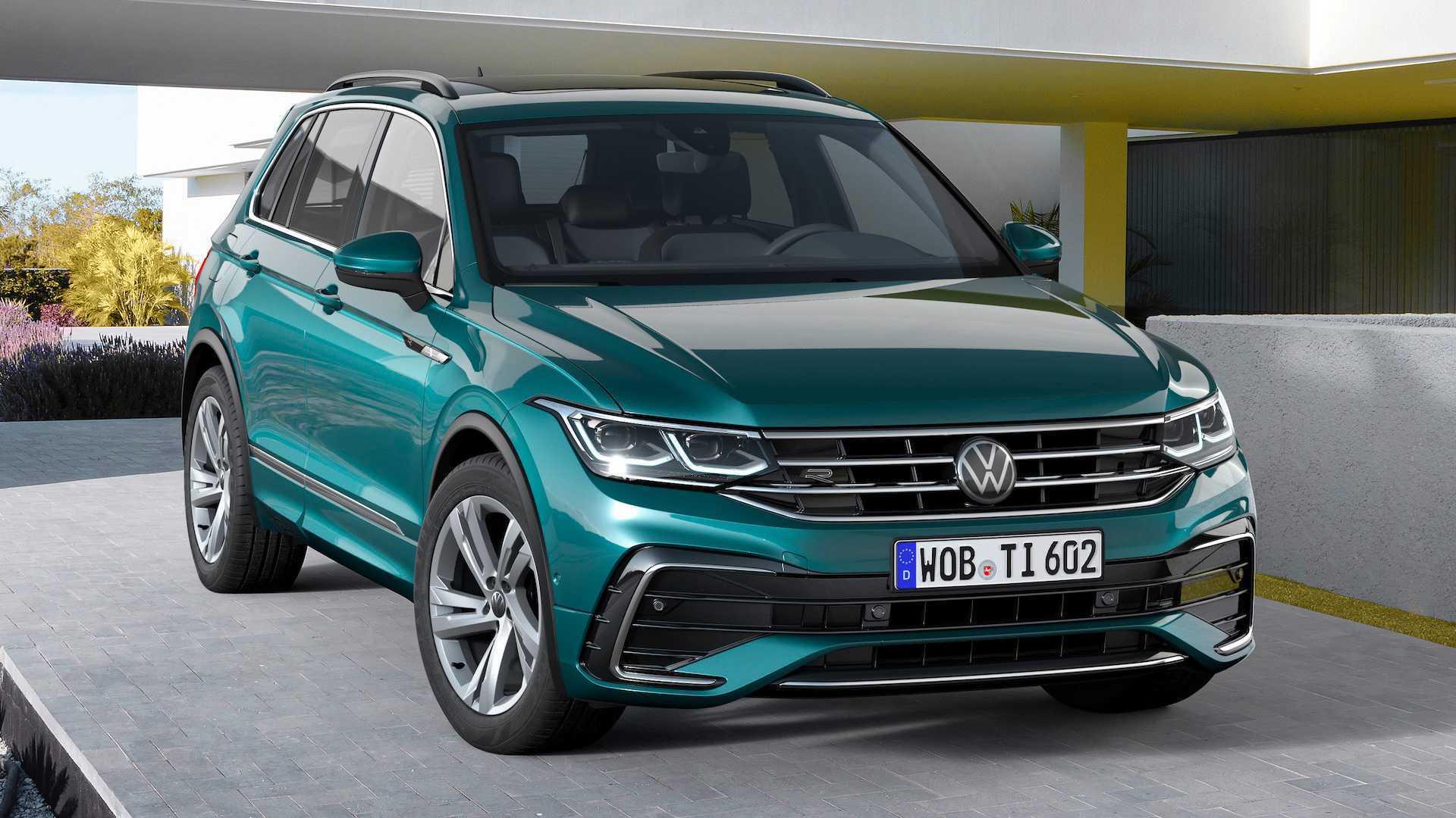 VW「ティグアン」改良新型の日本発売日はいつ?価格はいくら?