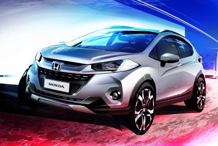 ホンダ小型SUV新型「WR-V」日本発売の可能性は無し!その理由とは?